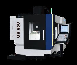 Пятикоординатный фрезерный обрабатывающий центр UV650 YCM