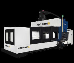 Портальный фрезерный обрабатывающий центр NDC4016B YCM