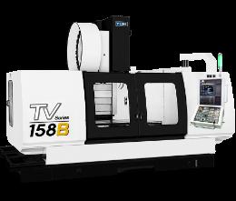 Вертикальный фрезерный обрабатывающий центр TV158B YCM
