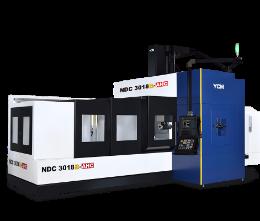 Портальный фрезерный обрабатывающий центр NDC3018B-AHC YCM
