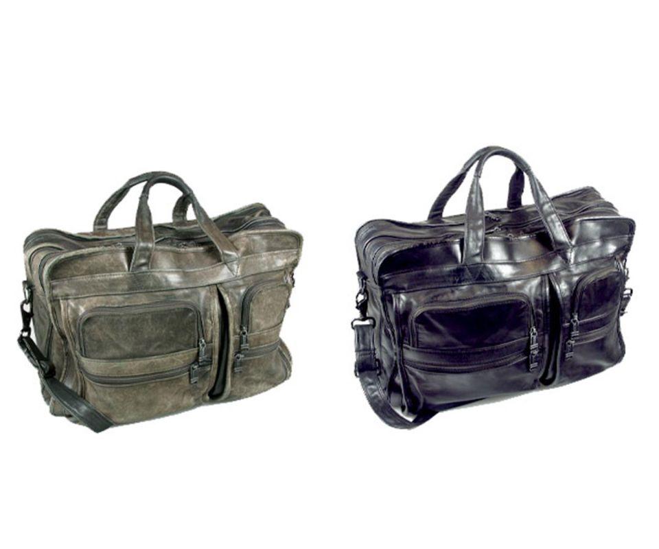 Реставрация мужской сумки