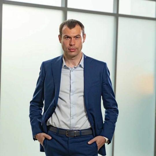 Евгений Алмаз