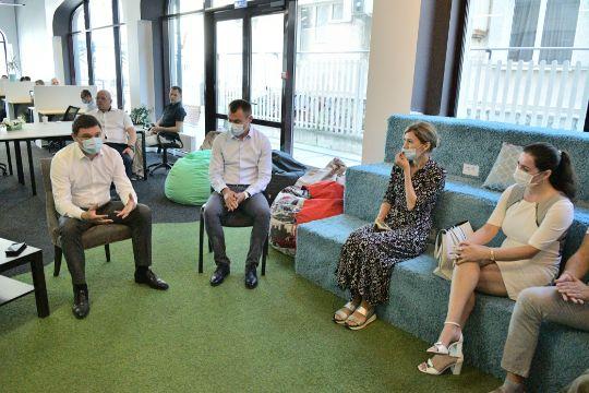 Встреча с главой Краснодара