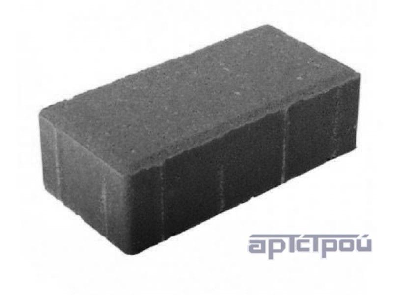Тротуарная плитка Кирпичик 200x100x60 мм