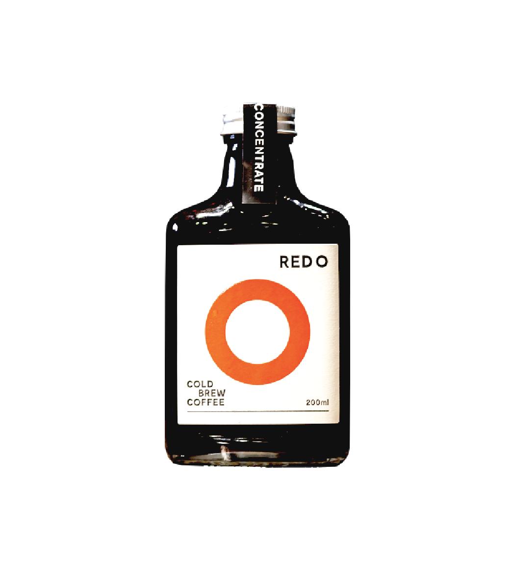 REDO Концентрат Колд брю кофе, 200 мл