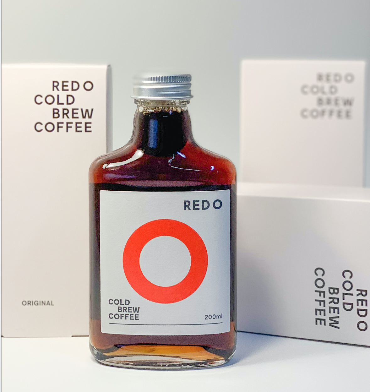 REDO Колд брю кофе П/У, 200 мл