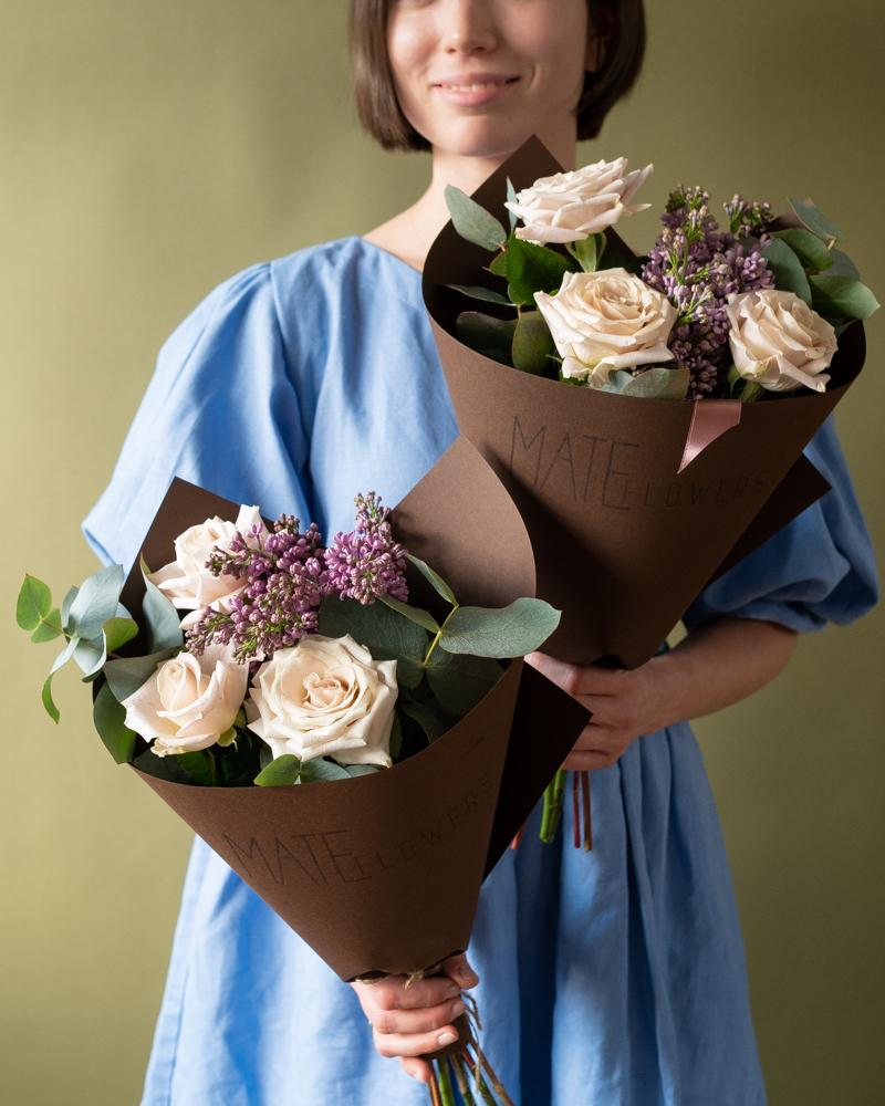 Букет #107 от  от MATE Flowers