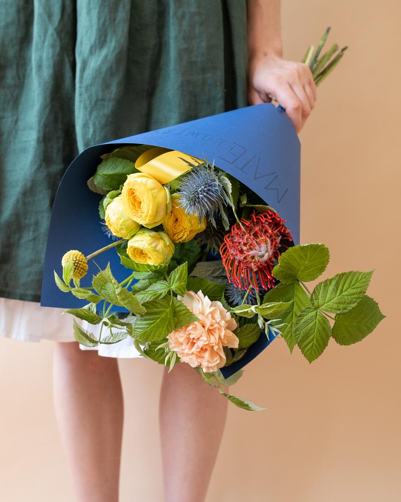 Букет #129 от  от MATE Flowers