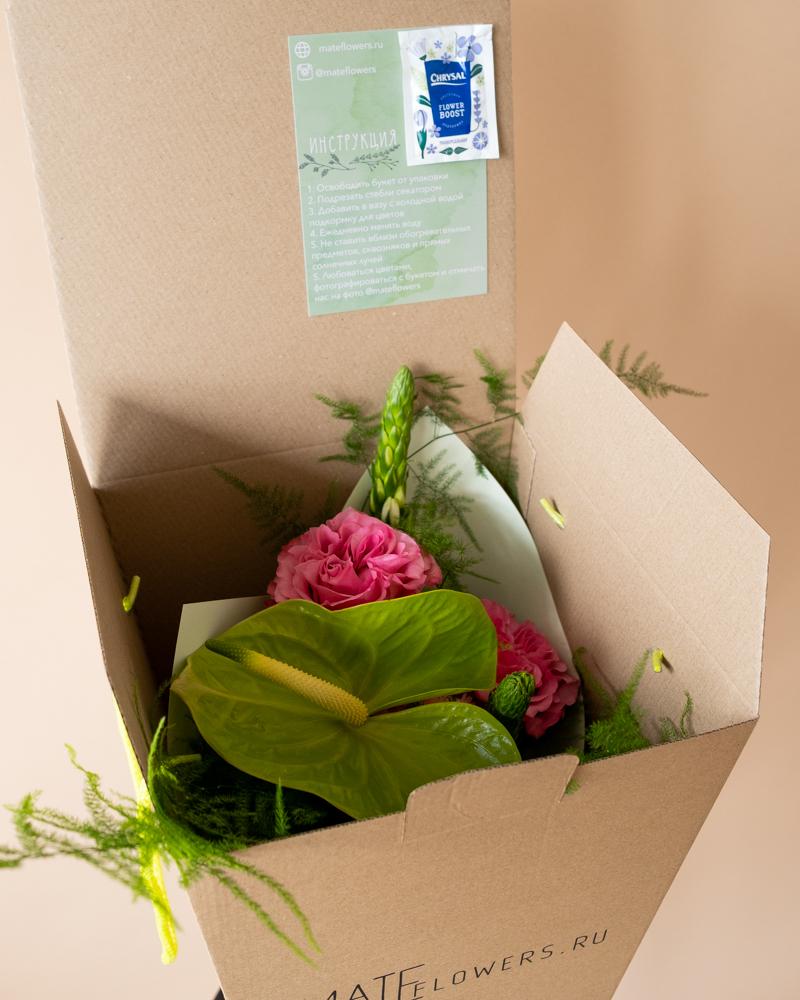 Букет #92 от  от MATE Flowers