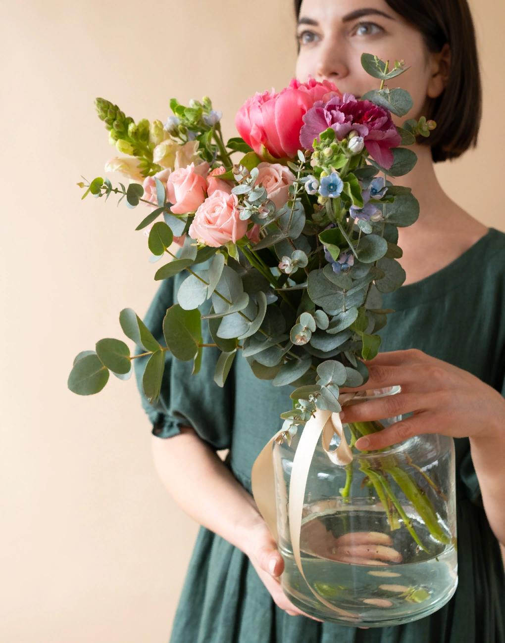 "картинка Подписка ""Flower"" от магазина Одежда+"
