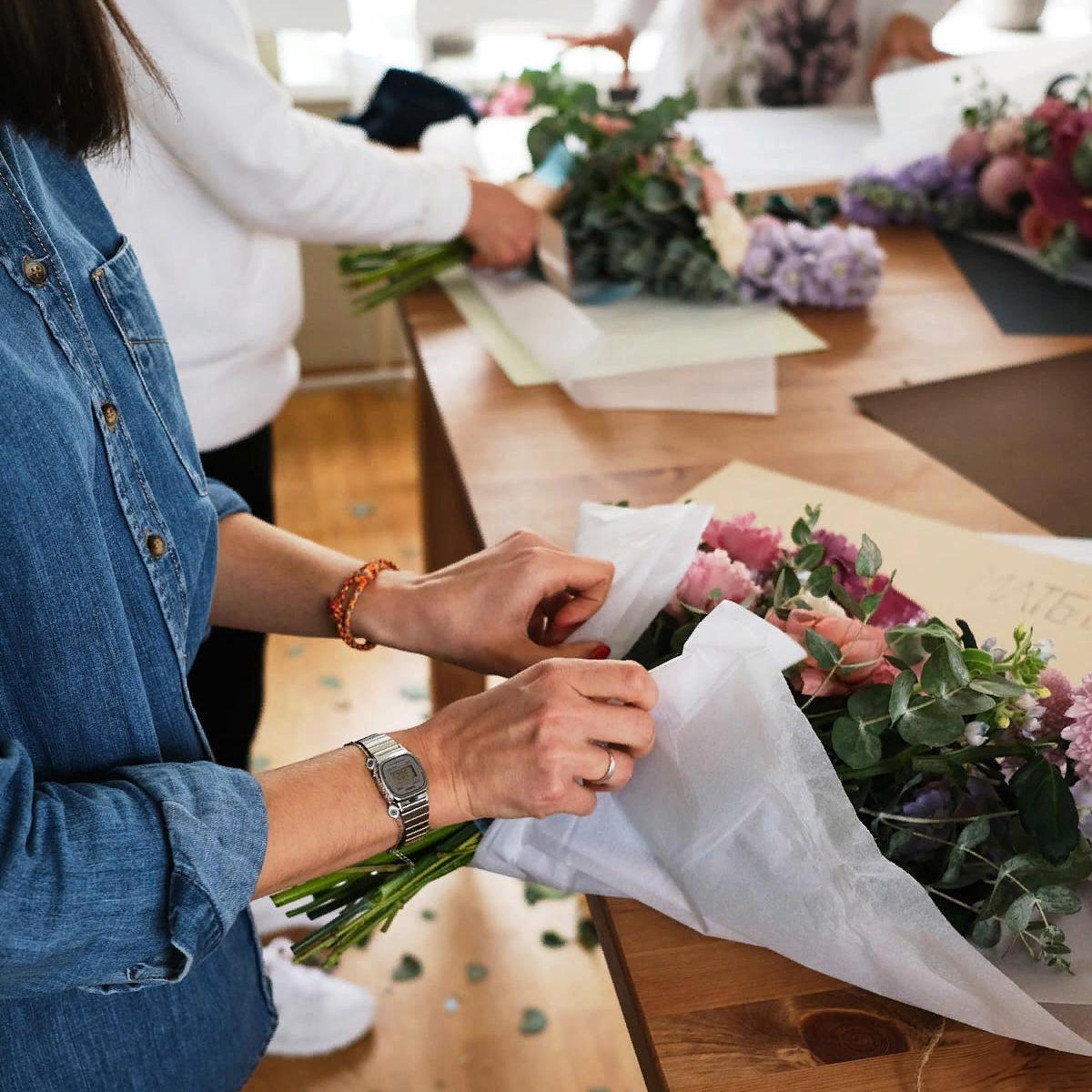 12.06.21 - 13:00  от MATE Flowers