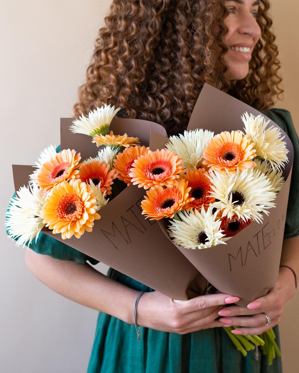 Букет #90 от  от MATE Flowers