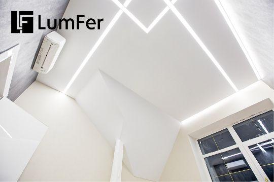 Светящиеся линии Lumfer