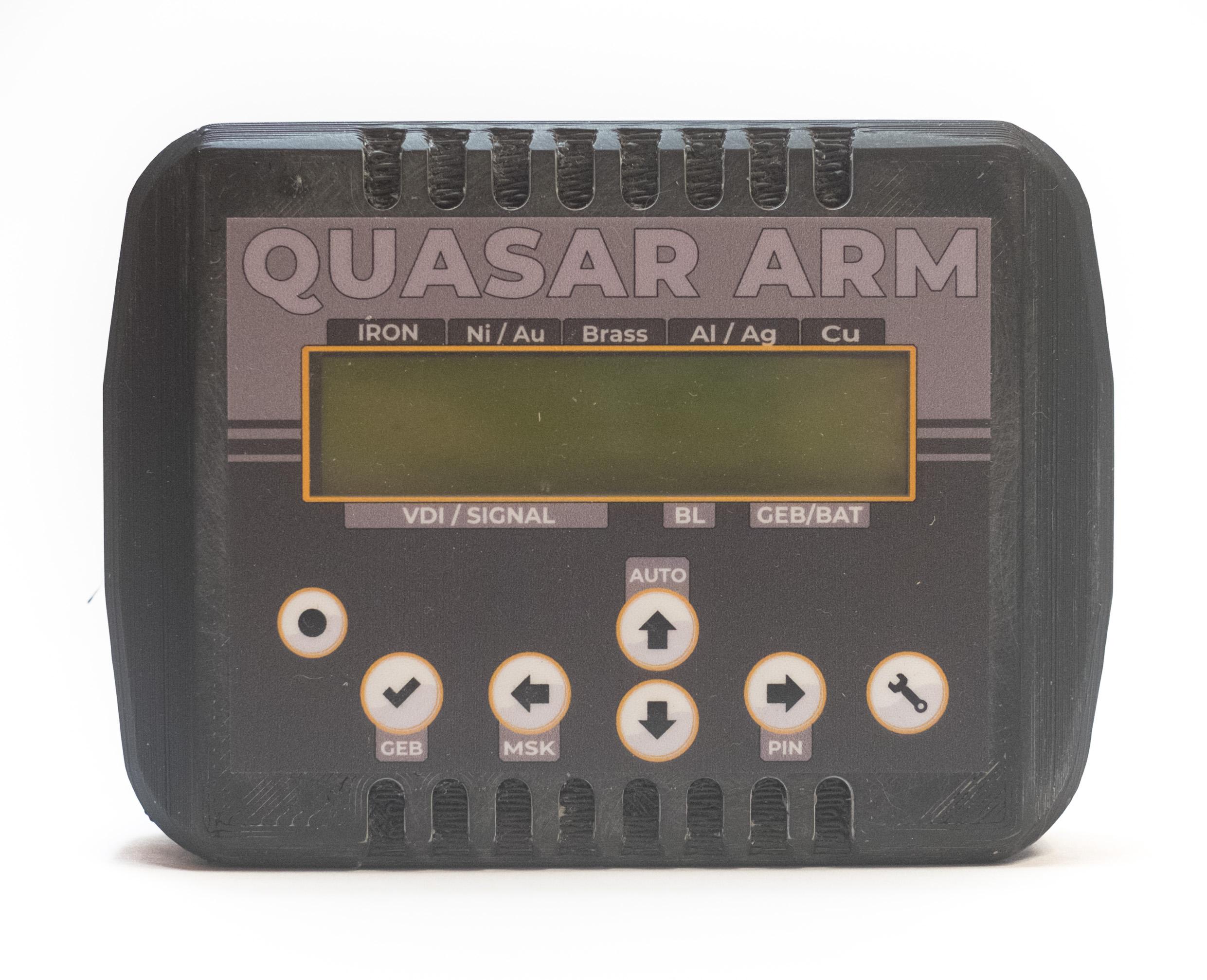 Блок МД YourDetector Квазар ARM CUSTOM