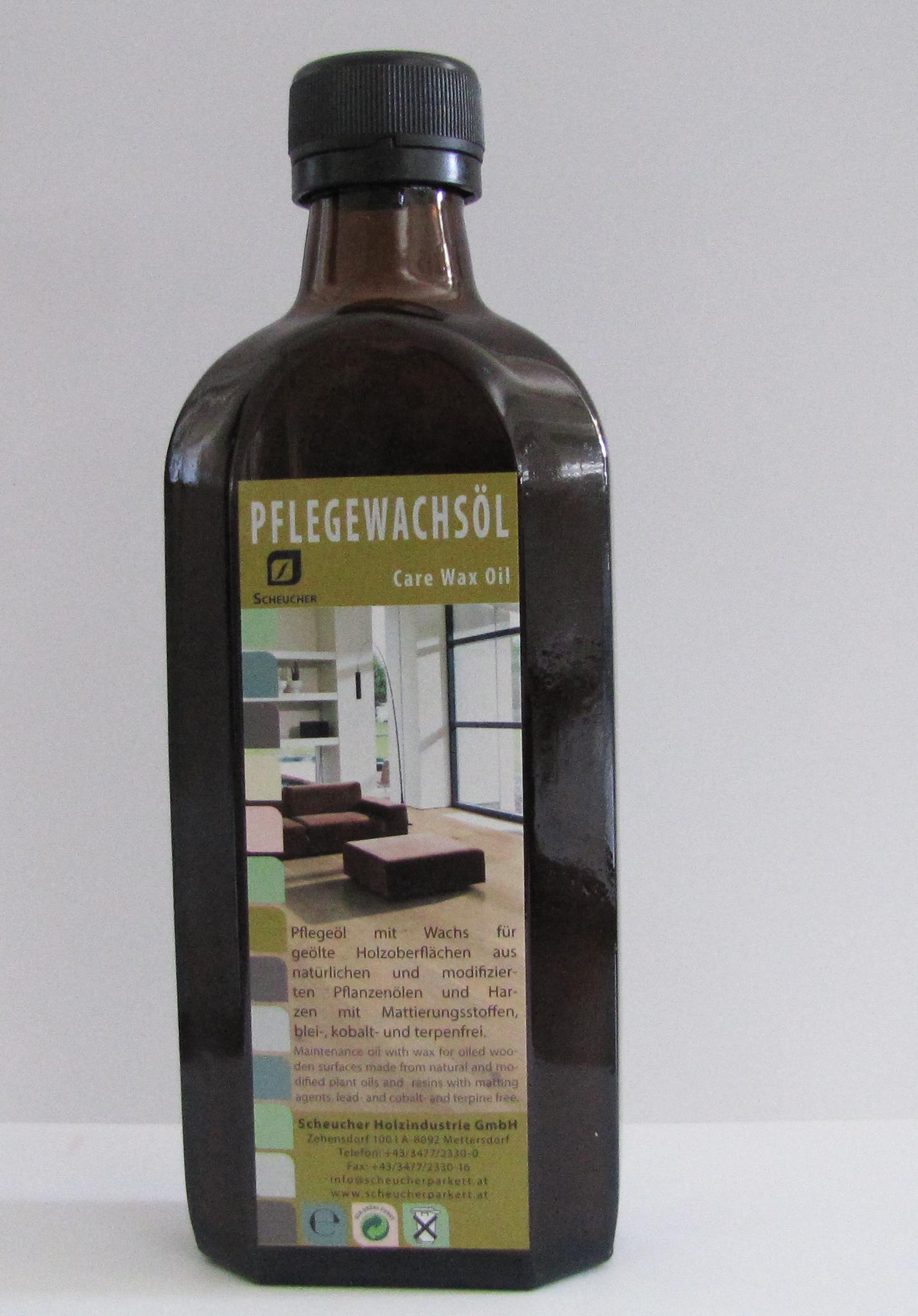 Care wax oil (Восковое масло) 250мл.