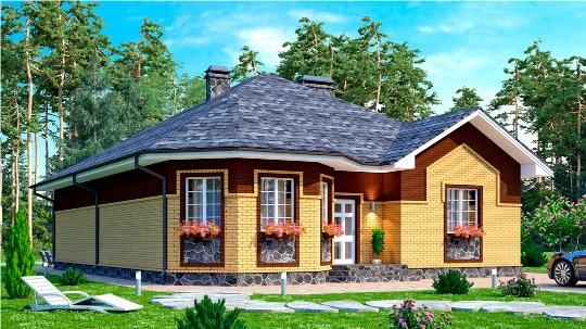 цены строительства одноэтажных домов