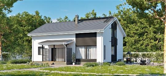 Проект финского дома