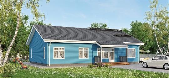 Финский дом купить
