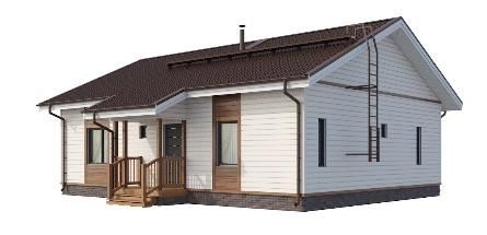 финский каркасный дом купить