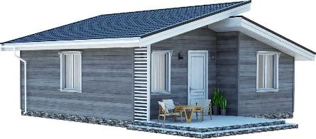 финский каркасный дом заказать