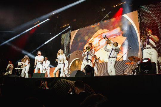Wembley Show