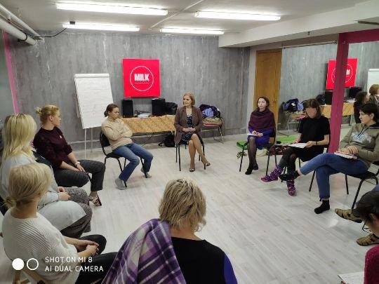 Центр Юрия Стрельникова и Светланы Волгва