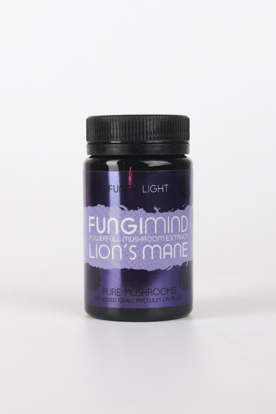 FungiMind - Львиная Грива 30гр - 30 порций