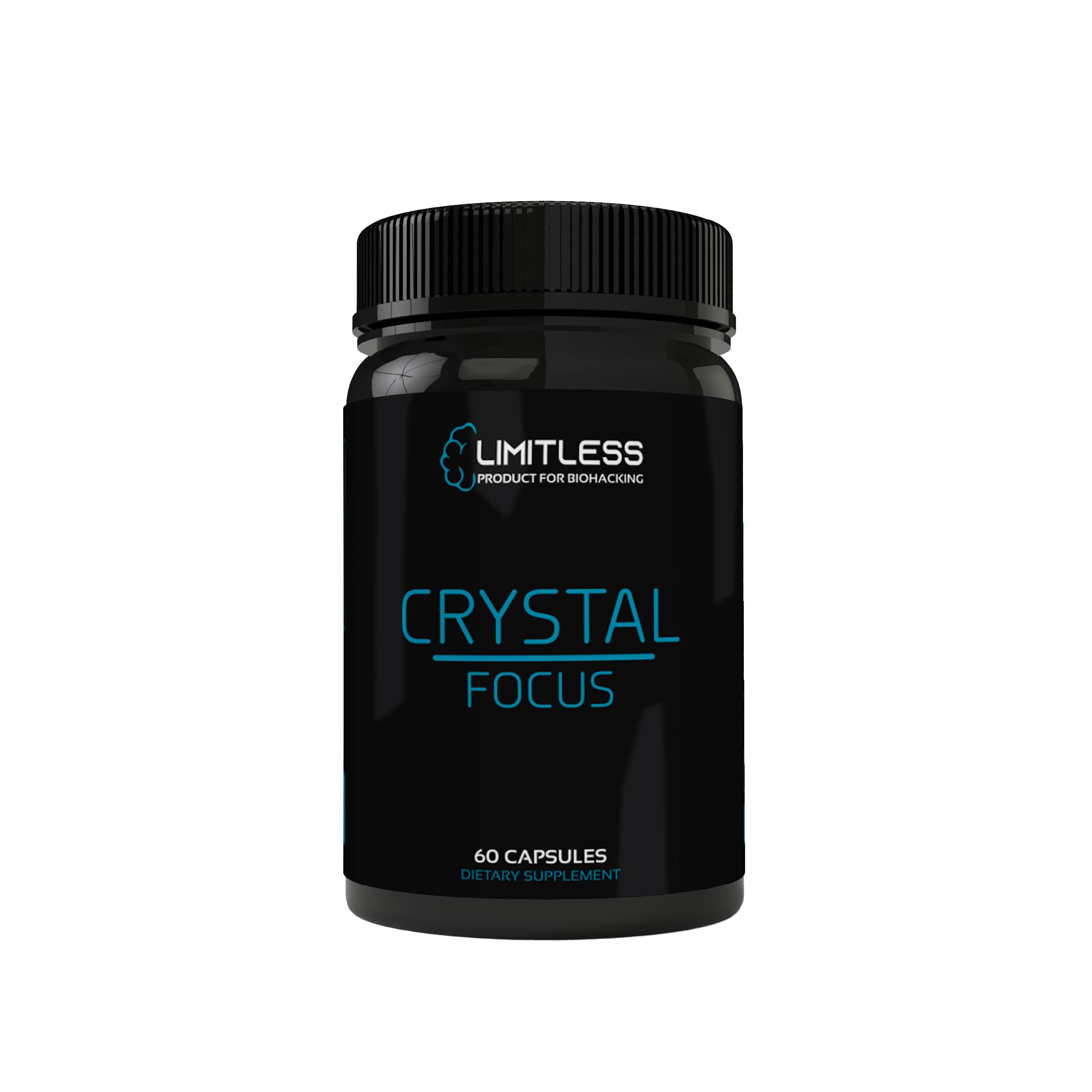 Crystal Focus 60 капсул