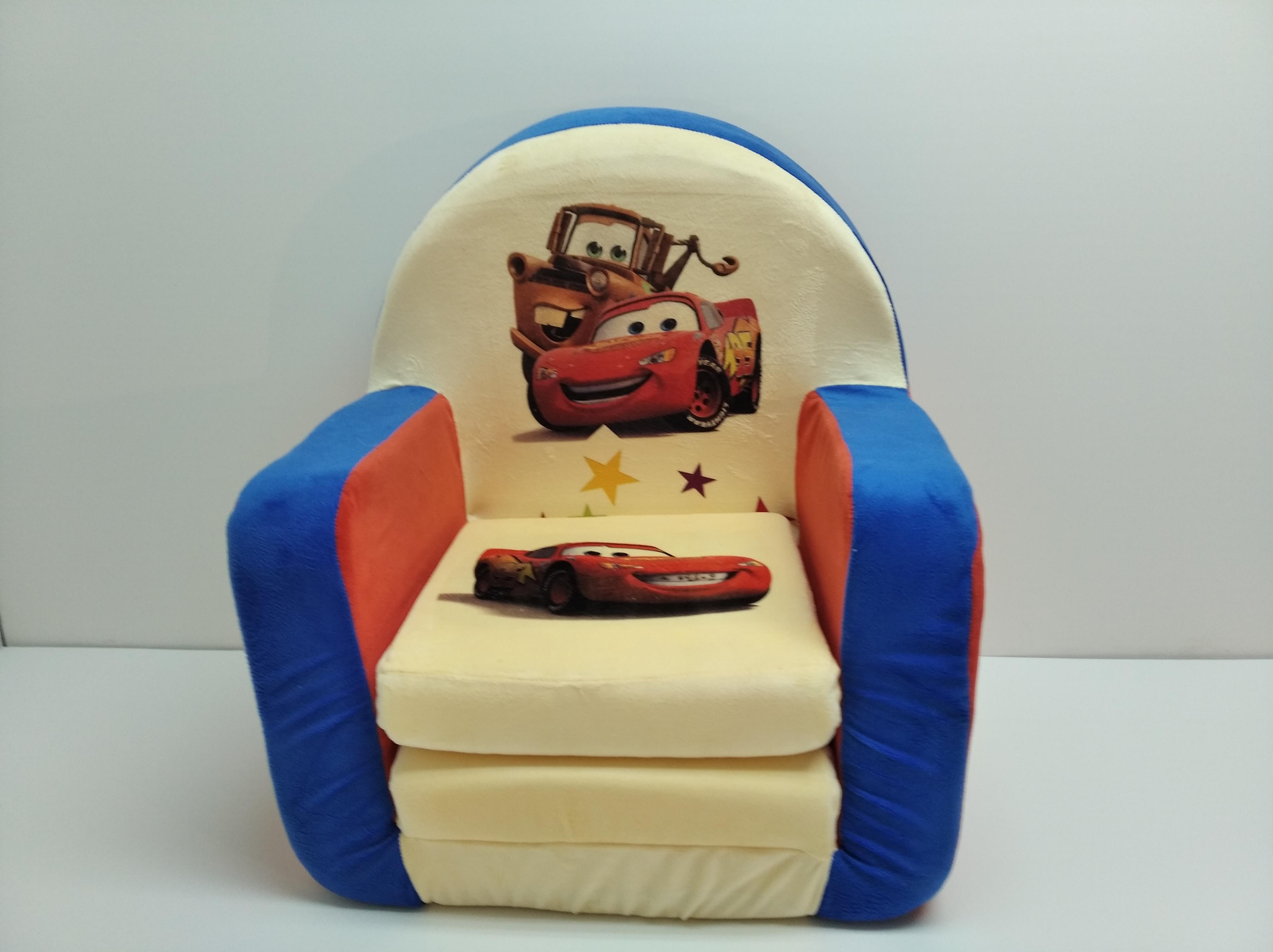 """Кресло раскладное """"Тачки"""""""