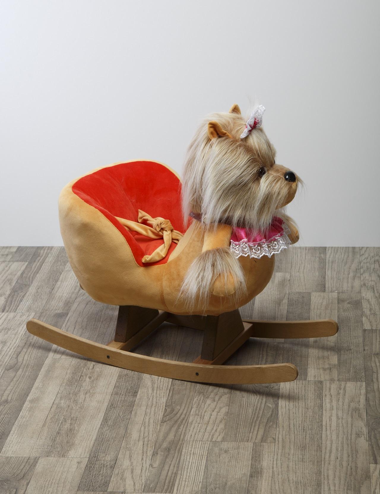 Карета собака Йорк