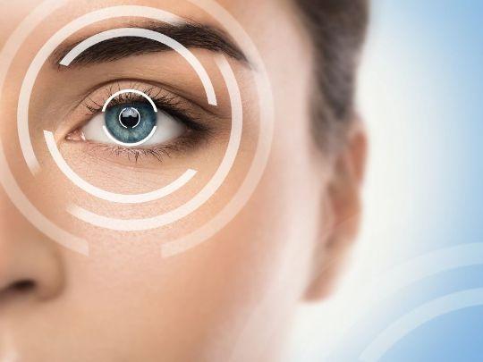 глаза, астигматизм