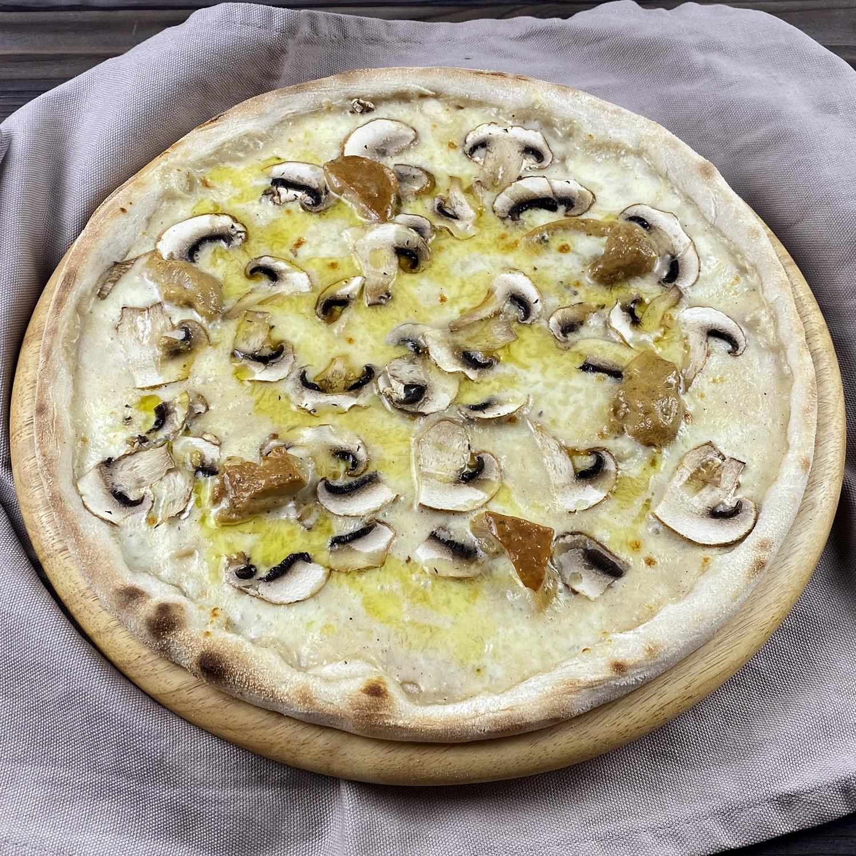 Пицца Трюфельная с Белыми Грибами