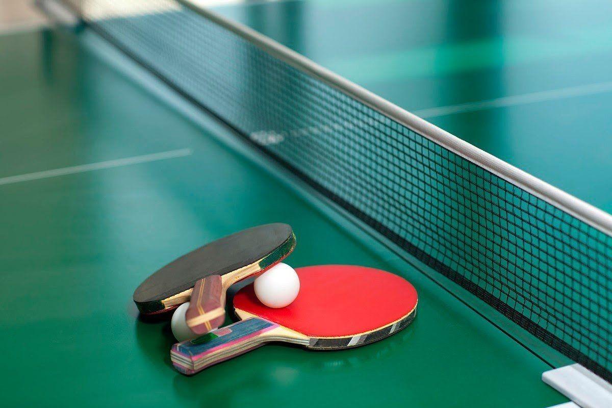 Стол для настольного тенниса / тест драйв