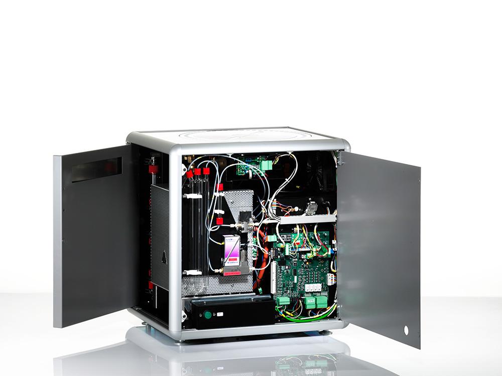 Анализатор комбинации углерод/азот, углерод/азот/сера или углерод/водород/азот vario MACRO cube