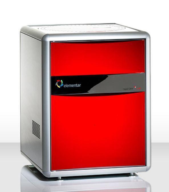 Анализатор кислорода rapid OXY cube