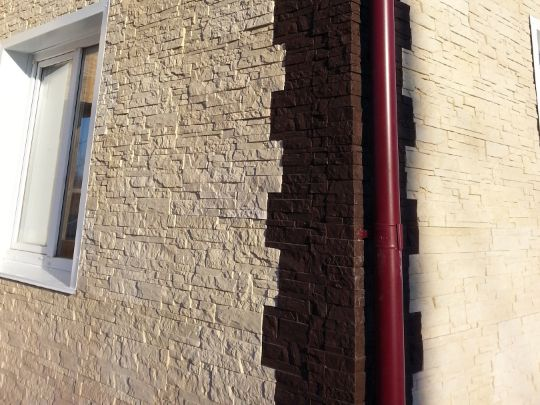 Оформление фасада|Форма ZET
