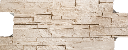 Стекловолоконная панель - фасадная плитка|Форма ZET