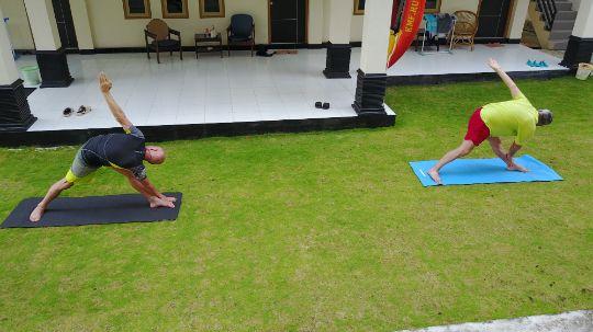 Путь гладиатора йога