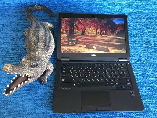 Ультрабук Dell 12 дюймов i5 ssd