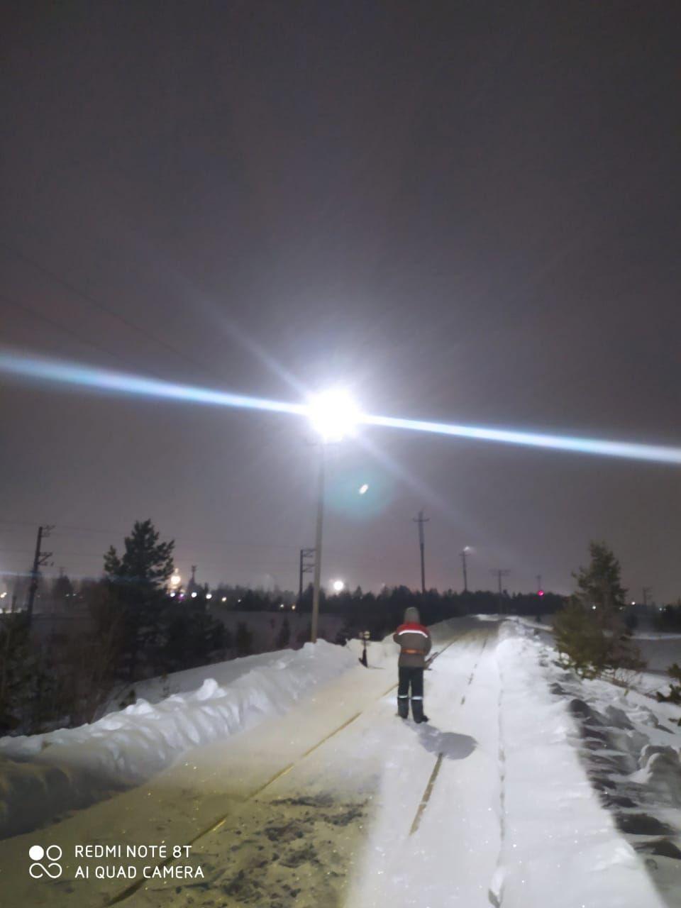 Замена освещения на светодиодное