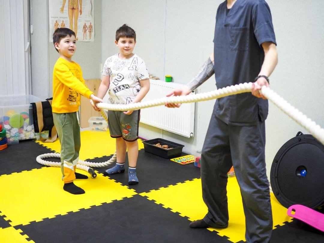 Секция единоборств для детей