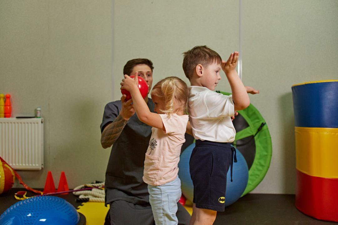 Детский центр в Брянске