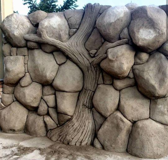 Архитектурный бетон формы керамзитобетон фундамент своими руками