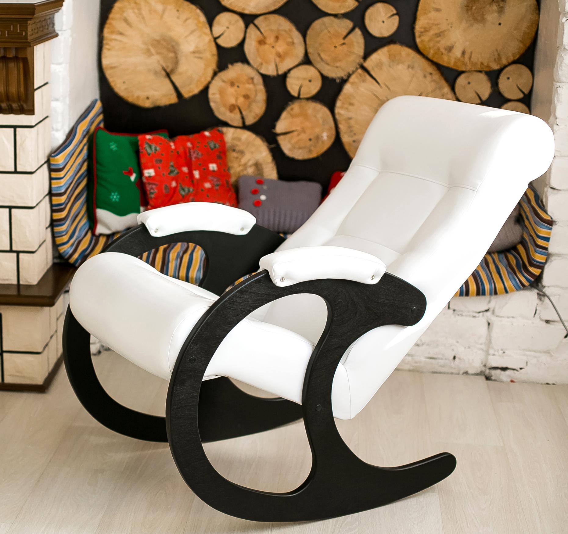 Кресло-качалка Bastion Lux