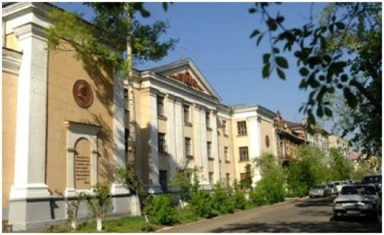 ГПОУ «Читинский медицинский колледж»