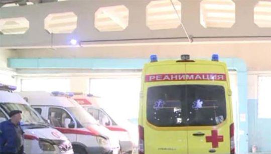 Станция скорой медицинской помощи г. Чита
