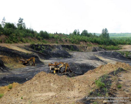 Зашуланское угольное месторождение
