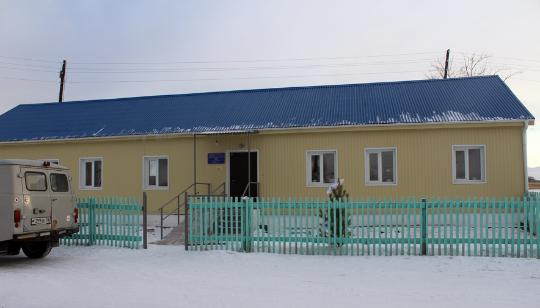 Мухоршибирская центральная районная больница