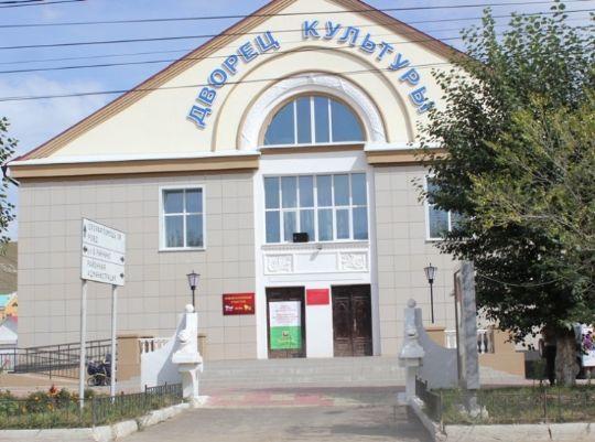 ММУК РЦКД Дворец культуры п. Агинское