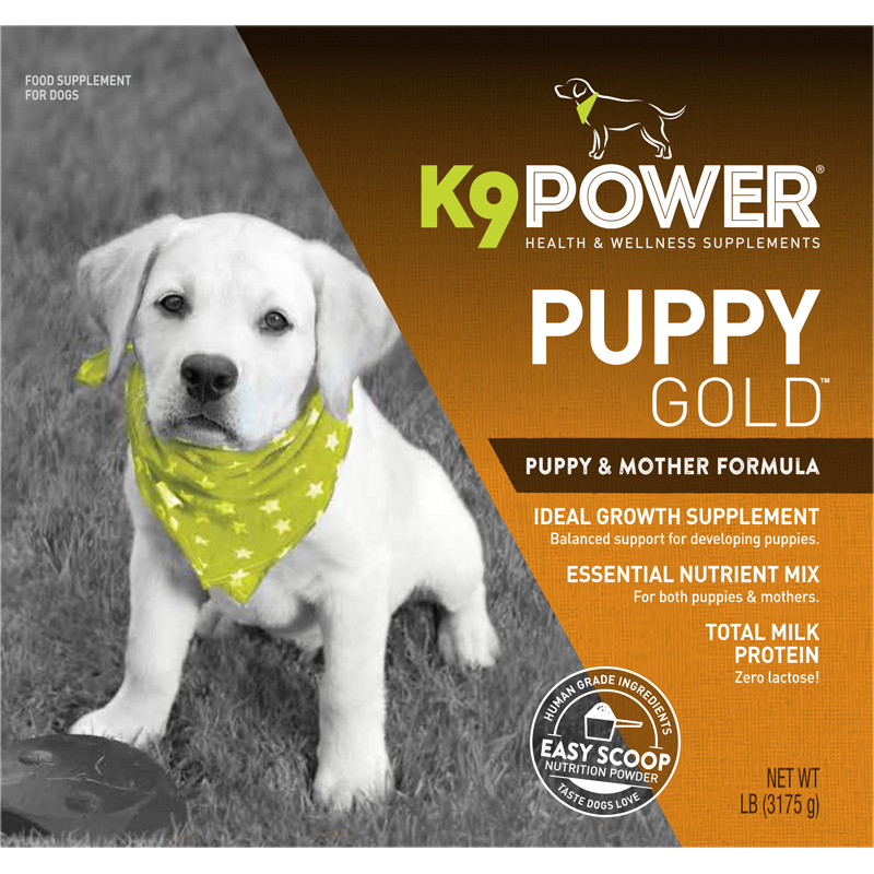 K9 POWER PUPPY GOLD™ ДЛЯ ЩЕНКОВ  454гр Фото Bestfordog.ru